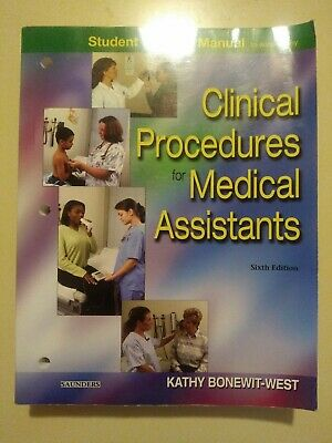 Clinical Procedures for Medical Assistants 6th Edition Mastery Manual