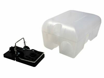 Enclosed Rat Trap Lockable Box RKLPSE10