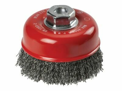 Crimped Steel Cup Brush 100mm x M14 KWB719110