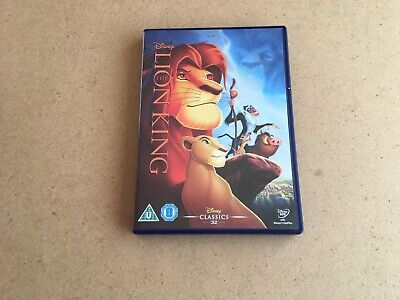Disney's...the Lion King....no 32 To Spine