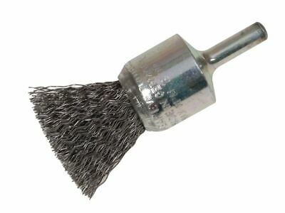 End Brush with Shank 23/22 x 25mm 0.30 Steel Wire LES453161
