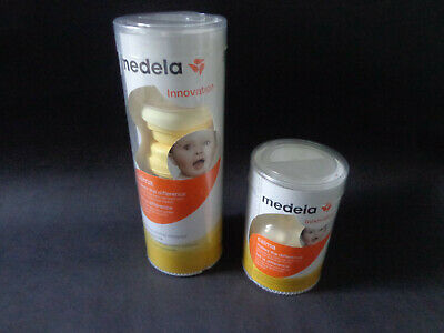 Medela Bottle and 2 Calma Teats - NEW