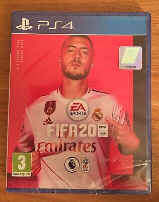 Fifa 20 (Ps4)  Brand New And Sealed