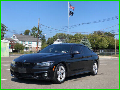 2018 BMW 4-Series i 2018 i Used Turbo 2L I4 16V Automatic RWD Hatchback Premium