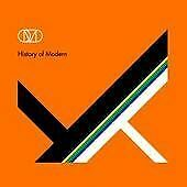 History of Modern by OMD | CD | condition good