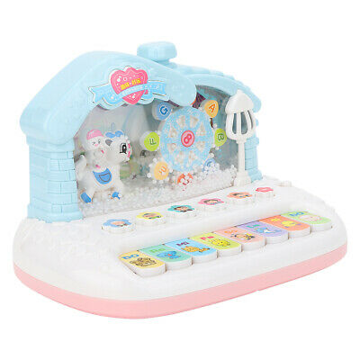 Children Kid Educational Mini Electronic Piano Toy Simulation Musical Instrument