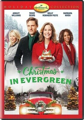 CHRISTMAS IN EVERGREEN New Sealed DVD Hallmark Channel Holiday Collection