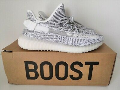 ADIDAS YEEZY BOOST 350 V2 Static Non Reflective UK 8