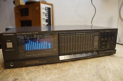 TECHNICS SH-8066 Stereo Graphic Equalizer