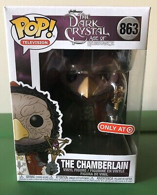 Funko Pop Television The Chamberlain Dark Crystal Age Of Resistance 863 Target