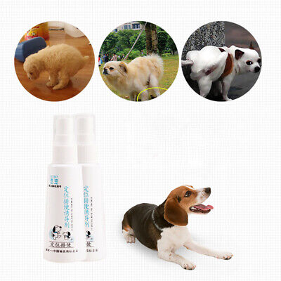 60ML Potty Training Spray Potty Aid Dogs And Puppies Puppy Liquid Defecation Cat