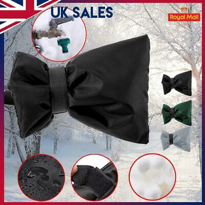 Faucet Tap Cover Garden Freeze Anti-Frost Thermal Insulated Winter Outside UK