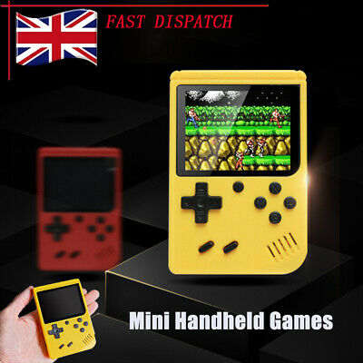 Retro Handheld PSP Game Console Player Built-in-400-Games USB Portable Gamepad