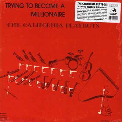 California Playboys, The - Trying To Become A M (Vinyl LP - 1976 - US - Reissue)