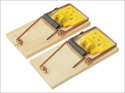 Wooden Mouse Traps Twin Pack RKLPSW107