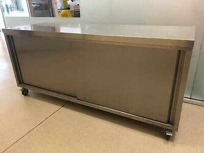 Modular Stainless Steel Cabinets on Casters 2000- Mobile