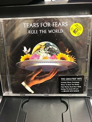 Tears for Fears : Rule the World: The Greatest Hits CD (2017) New Sealed