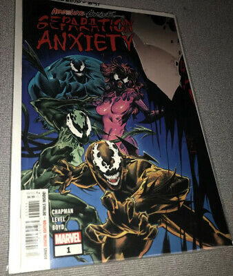 Absolute Carnage Separation Anxiety #1 (9.6-9.8) Philip Tan Cover