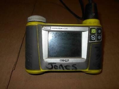 Ryobi TEK4 Digital Inspection Scope ~
