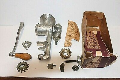 Landers Frary & Clark Food & Meat Chopper No. 2 Grinder Vintage