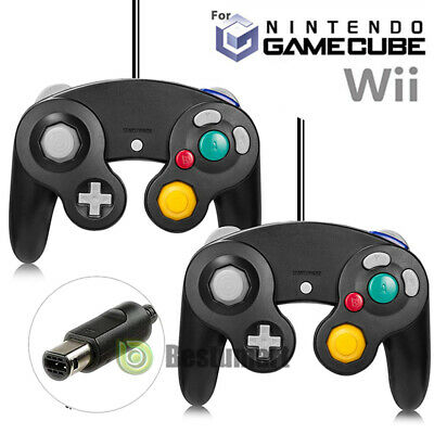2 Pack Gamecube Controller Wired Classic NGC for Nintendo Gamecube Wii / Wii U