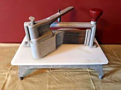 Lincoln Foodservice Commercial Tomato Slicer Great Condition Sharp