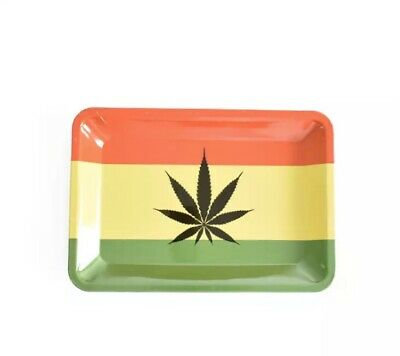 Rolling Tray Herb Spice Tobacco Joint Weed Blunt Spill