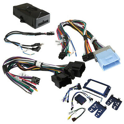 Crux SWRGM-49 Radio Replacement Module for Select 2006-13 GM LAN 29-Bit Vehicles