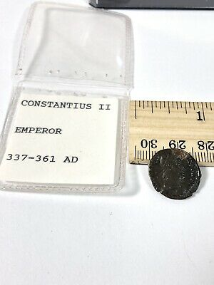 Ancient Roman Empire Coin - 270-275 AD Aurelian Copper Emperor - Fast Shipping2