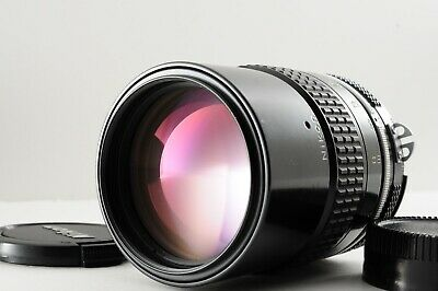 【Almost Mint】 Nikon Nikkor AI 135mm F/2.8 MF Lens FROM JAPAN