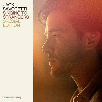 Jack Savoretti - Singing To Strangers - Special Edition (NEW 2CD)