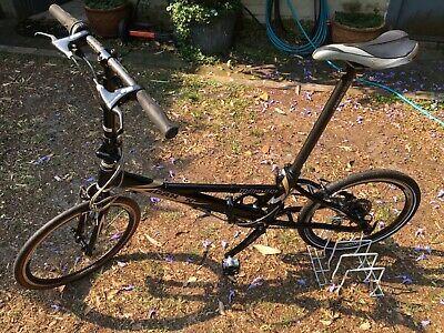 """Dahon Helios XX 20"""" 20th Anniversary Limited Edition 259 of only 300 very rare"""