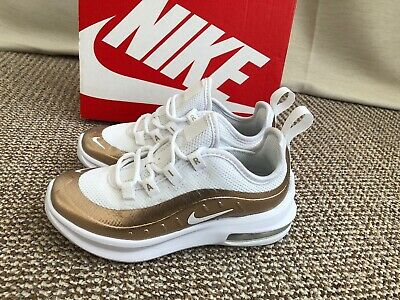 Nike Air Max Axis Girls Trainers Size UK 10.5  EUR 28