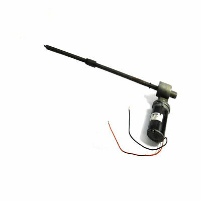 """Motion Systems 73465 25.375"""" Linear Actuator & Motor Assembly 24VDC 6000RPM"""