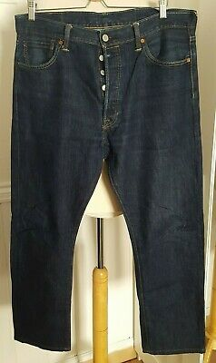 Levis 501 button fly jeans W36/L32