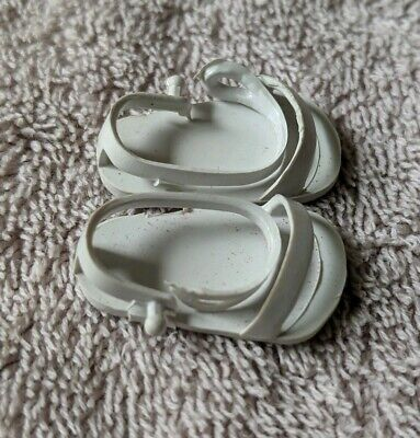 vogue ginny doll marked side snap sandals shoes vintage?