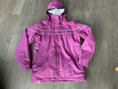 Roxy Girls Purple / Pink Ski Jacket Age 12
