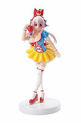 Super Sonico Super Special Series Figure Genie of The Lamp w// Tracking NEW
