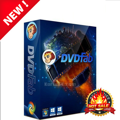 DVDFab 11 | Official Download | Lifetime License | INSTANT DELIVERY