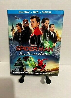 Spider-Man: Far From Home   NEW Blu-ray FREE SHIPPING!!
