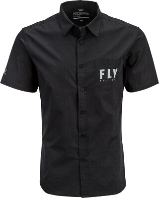 Fly Racing 2020 Adult Pit Shirt Red All Sizes