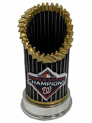 Washington Nationals 2019 World Series Champions Trophy Paperweight