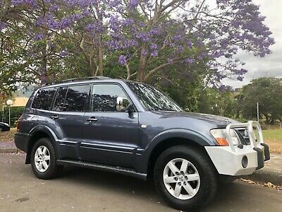 2005 Mitsubishi Pajero Exceed Auto Diesel Turbo Immaculate Condition Throughout