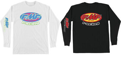 FMF Racing Men's Dirt Days Long Sleeve Tee