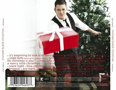 Michael Bublé Christmas Deluxe Special Edition Audio CD Album + Bonus Tracks