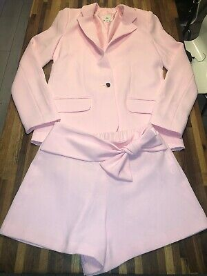 River Island Girls Outfit Set Pink Blazer Age 11-12 Immaculate Condition