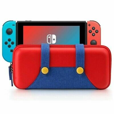 For Nintendo Switch Travel Carrying Case Bags Screen Protector Cover Accessory