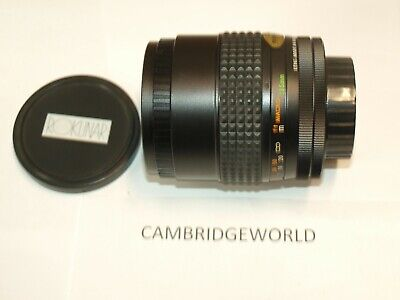 135mm F2.8 auto MACRO telephoto lens for Pentax M42 screw mount cameras with man