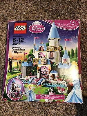 LEGO Disney Princess Cinderella's Romantic Castle 41055 Damaged Packaging