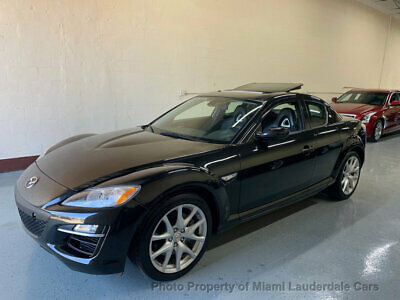 2011 Mazda RX-8 Grand Touring Coupe RX8 Grand Touring Automatic Low Miles Garage Kept Bose Leather Sunroof  LOADED!